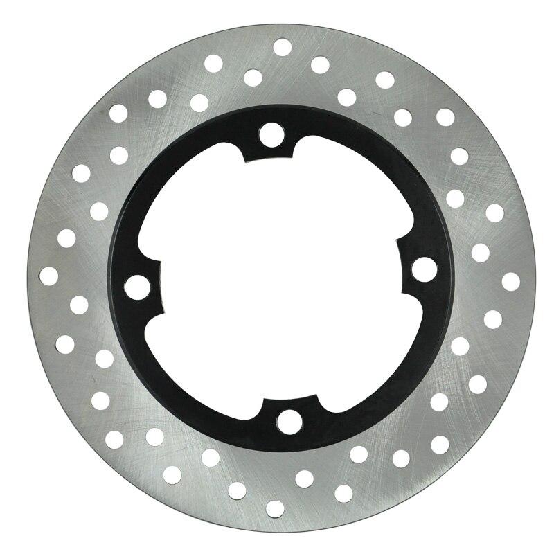 ФОТО Motorcycle Rear  Brake Disc Rotor Fit For Honda FES250 NSS250 CBR600RR Daytona 600 650 675 950 955i TT600 Speed Triple 1050 NEW