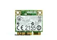 SSEA Drahtlose Karte für Broadcom BCM94352HMB BCM4352 für Dell DW1550 802,11 ac 2,4G/5,0 GHz Mini PCI-E 867M WIFI Bluetooth 4,0