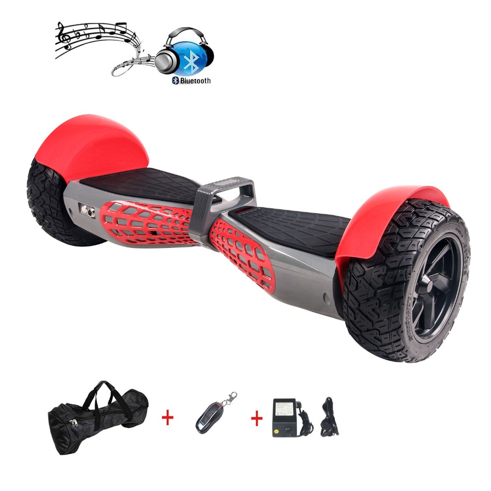 8.5 inch Hoverboard electric skateboard electric scooter hover board self balancing scooter overboard 2 wheels bluetooth 2017 new 4 wheels electric skateboard scooter 600w with bluetooth remote controller replaceable dual hub motor 30km h for adults