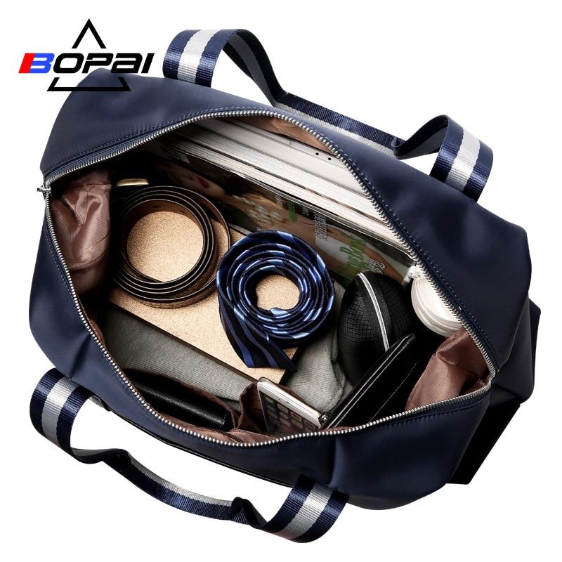 BOPAI Casual Men Travel Baggage Bags Жеңіл Салмағы - Багаж және саяхат сөмкелері - фото 4