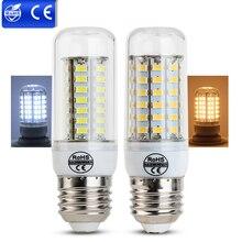 Ampolleta Led 220V E27 LED Bulb Lamp 24LEDs 36LEDs 48LEDs 56LEDs 69 LED SMD 5730 Lampadine