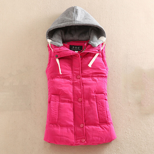 2016 Winter  Jackets Women With Hooded Autumn Oversized Coats Fashion Casual Big Plus SIZE M-4XL chaquetas mujer QL1686