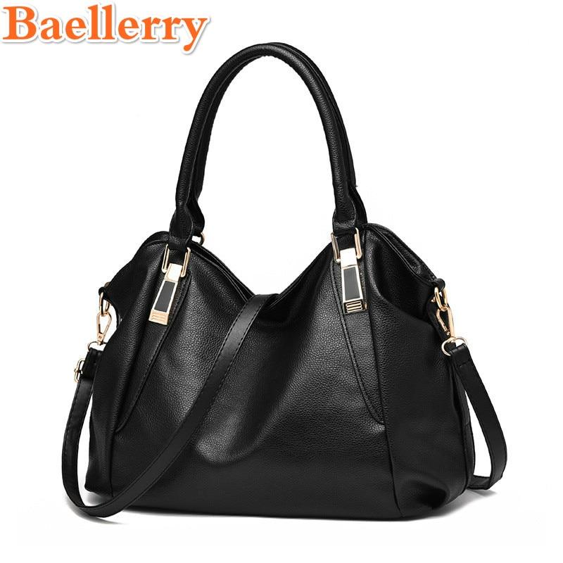 New Most Popular Fashion Women Bag Lady Brand Soft Leather Handbags Messenger Ba