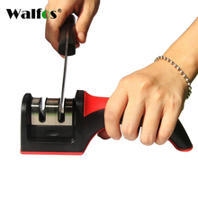 New Two Stages Diamond Ceramic Kitchen Knife Sharpeners Sharpening Stone Household Sharpener Knives Tools