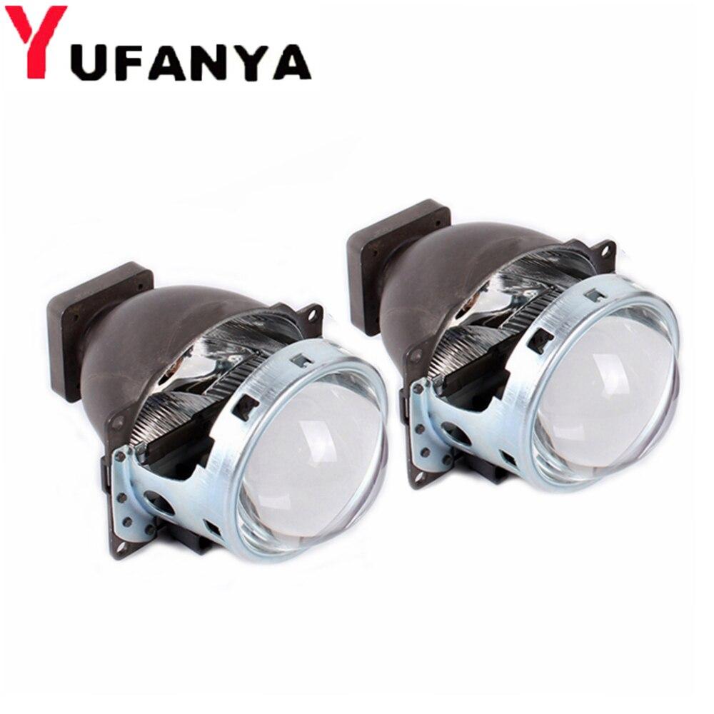 Bixenon hid Projector lens 3.0 Koito q5 modify lens assembly d1s d2s d3s d4s bulb model hid retrofit