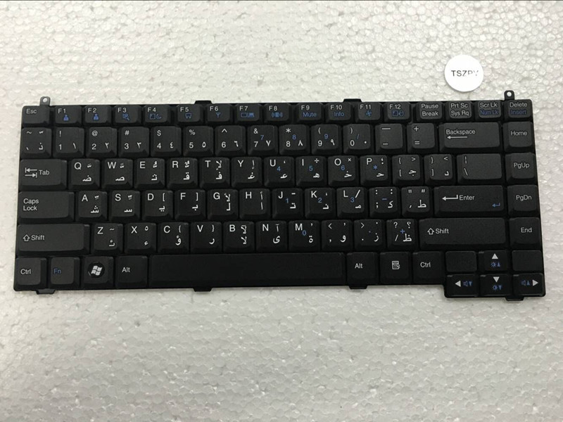 Brand New laptop keyboard For LG R410 R480 R490 R460 RD410 P
