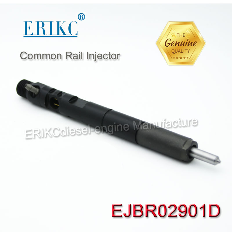 EjbR02901d Diesel Engine Common Rail Injector Ejb r02901d ERIKC Ejbr0 2901d for Hyundai Terracan 4X4 2.9L Crdi SUV (150bhp) a6640170021 erikc ejbr04701d a6640170222 diesel engine common rail injector ejbr0 4701d ejb r04701d for car engine ssangyong