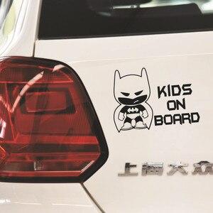 Image 3 - Большая распродажа, Стайлинг автомобиля, новинка, Детская Наклейка на борту автомобиля, виниловые наклейки и наклейки