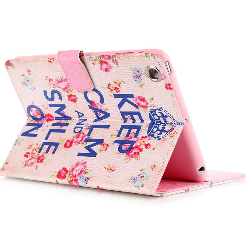 Apple iPad mini 1 2 3 ümbrisega moe PU nahast klapp iPadile mini1 - Tahvelarvutite tarvikud - Foto 5