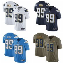 83836533 Men 2018 New high quality Los Angeles Joey Bosa Chargers jersey(China)