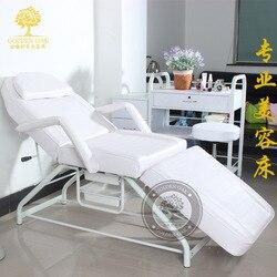 كرسي العناية بالجمال. تدليك سرير التمريض