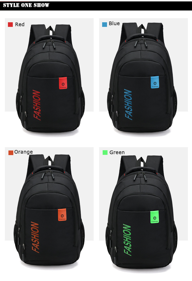 For Teenage Girls and Boys Backpack Schoolbag High Quality Backpacks ... b7d5360d5fa43
