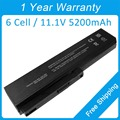 New laptop battery for LG R510 R560 R410 R460 R470 R480 RB410 RD410 EB300 SQU-805 SQU-807 3UR18650-2-T0188 916T7820F
