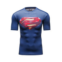 Mtb Cycling Clothing Superman Cycling Jersey Batman Bike Shirt Specialized Quick Dry 3D Printing Motocross Ciclismo