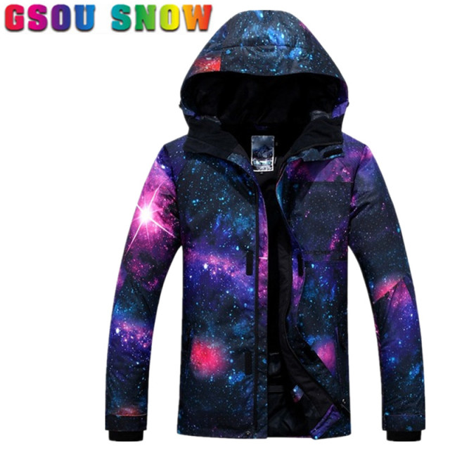 Aliexpress.com : Buy Gsou Snow Brand Ski Jacket Men Winter ...