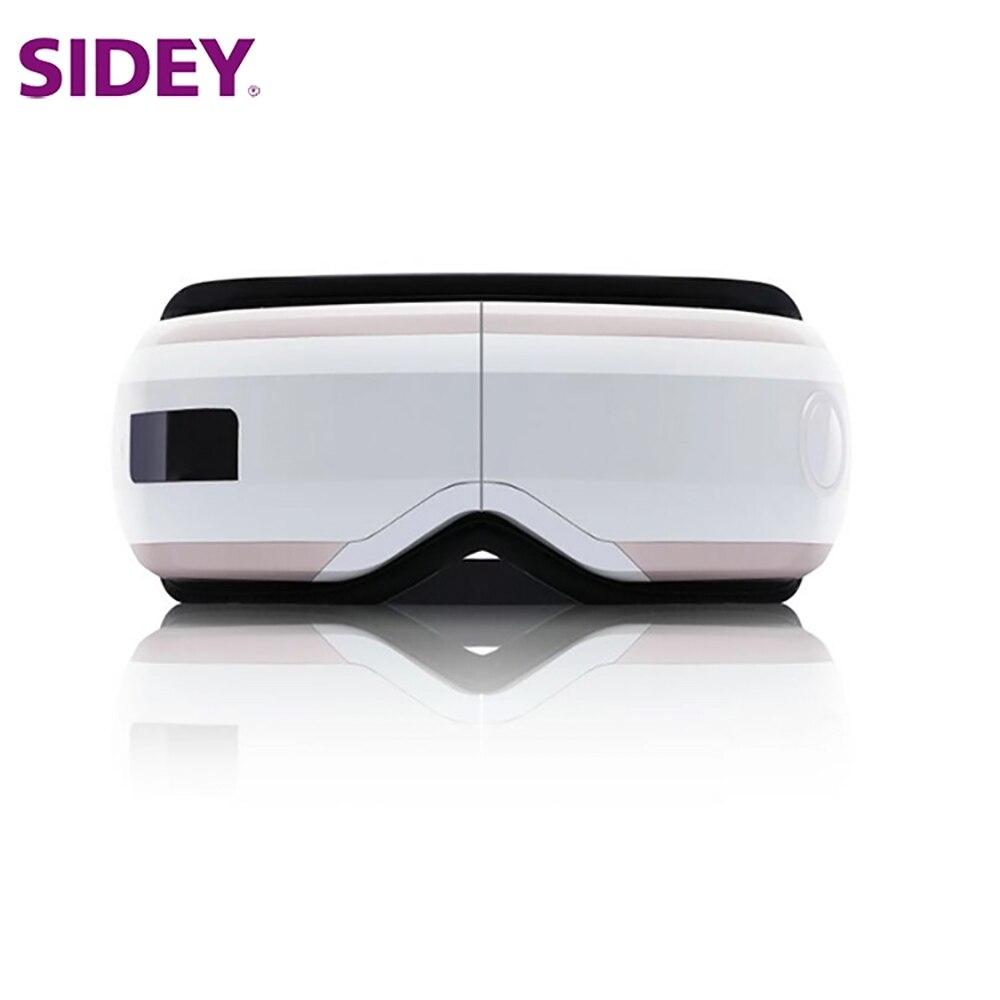 все цены на HONKON SIDEY Comfortable Vibration Eye Electric Massager Machine Eyesight Recovery Training Eye Care Massager