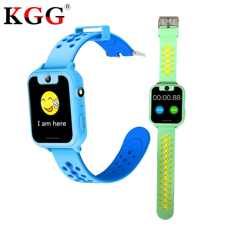 KG30 Smart Watch GPS LBS Kid SmartWatch Baby Watch Waterproof Camera Sim Card Children SOS Call Location Finder Locator Tracker