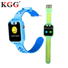 KG30 Smart Watch GPS LBS Kid SmartWatch Baby Watch Waterproof Camera Sim Card Children SOS Call Location Finder Locator Tracker(China)