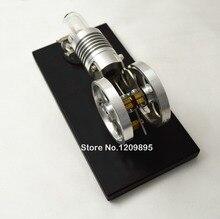 Kipufogó-hajtású Stirling motor Manson motor ingyenes szállítás