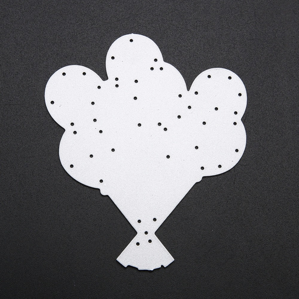 aliexpress com buy balloon cutting die carbon steel paper craft