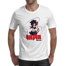 Kill La Matoi Ryuuko T Shirt Novelty Anime T-shirt Design Funny Unisex Tee