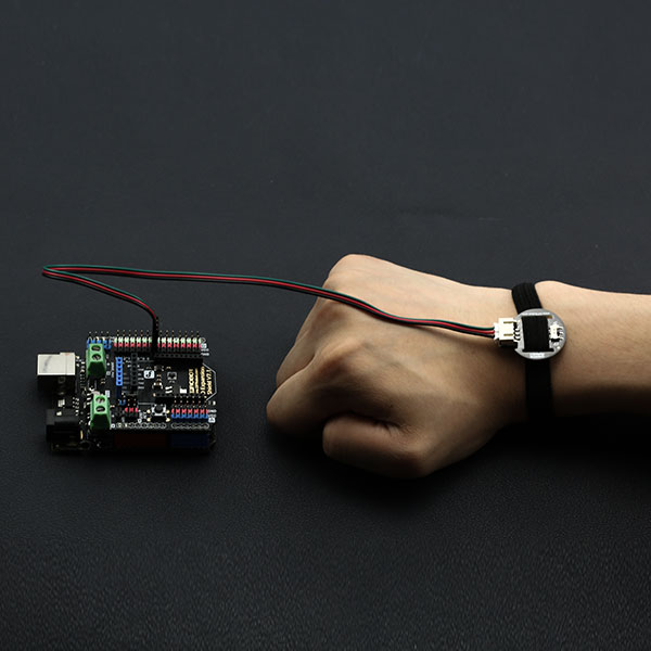 Heart Rate Sensor Heartbeat Detection Health Detection цена