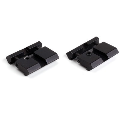 WIPSON Free Shipping 2pcs 11MM to 20 MM Scope Rail Mount Base Weaver Picatinny to Dovetail Adapter Hunting Accessories