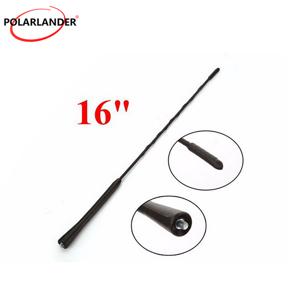 Replacement Parts Aerials 16 car radio AM/FM automatic Antenna Whip Roof Mast For B/MW Z4 for M/azda for T/oyota for V/W J/etta