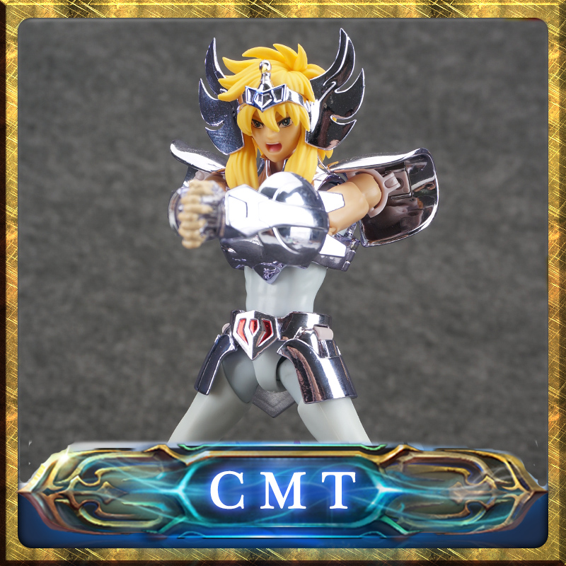 CMT Aurora Model Cs Model Metal Armor Saint Seiya Cloth Myth EX  Cygnus Hyoga Final V3 Action Figure
