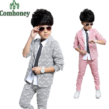 Suits and jackets Boys Wedding Clothes