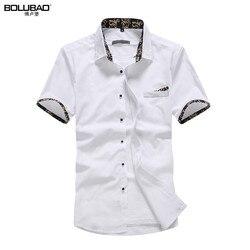 2017 summer style men short sleeve shirt fashion classic british style casual shirt slim fit mens.jpg 250x250