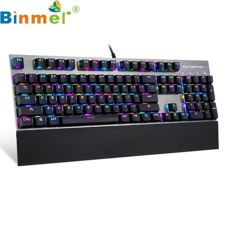 2017 Mechanical Keyboard Beautiful Gift s