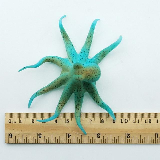 Octopus Aquarium Decoration  5