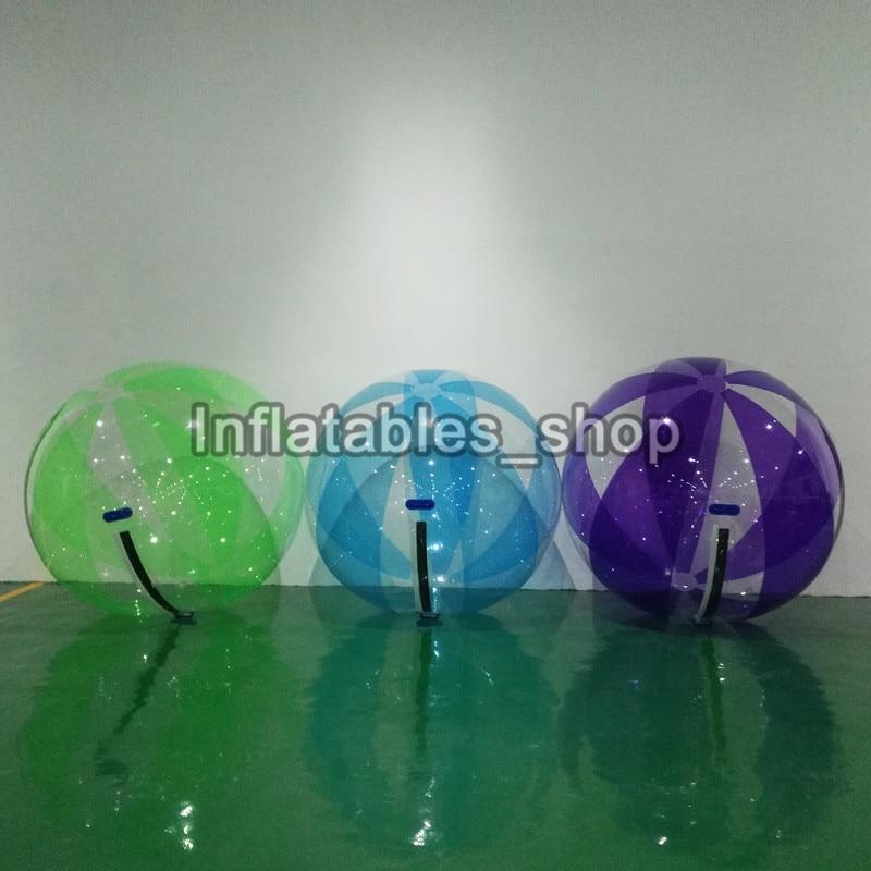 Jouet balle balle anti stress gonflable eau marche balle 1.0mm TPU bulle eau Zorb boule 2M diamètre livraison gratuite - 4