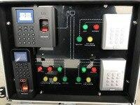 Hikvision DS KZX 8 контроллер доступа демо устройство