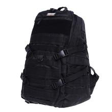 Seibertron Military Army Patrol MOLLE Assault Pack Tactical Combat Rucksack Backpack Bag 36L Black