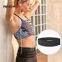 REXCHI Ultralight Running Belt for Men Women Sports Waist Bag Elastic Phone Holder Pack Hiding Anti-thief Sport Accessories