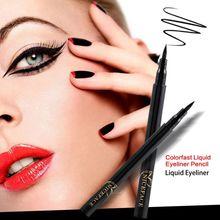 Professional Waterproof Eyeliner Pencil Long-lasting Black Eye Liner Pen Thin Lines Quick-dry Makeup Cosmetic