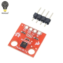 WAVGAT HTU21D Temperature and Humidity Sensor Module Temperature Sensor Breakout