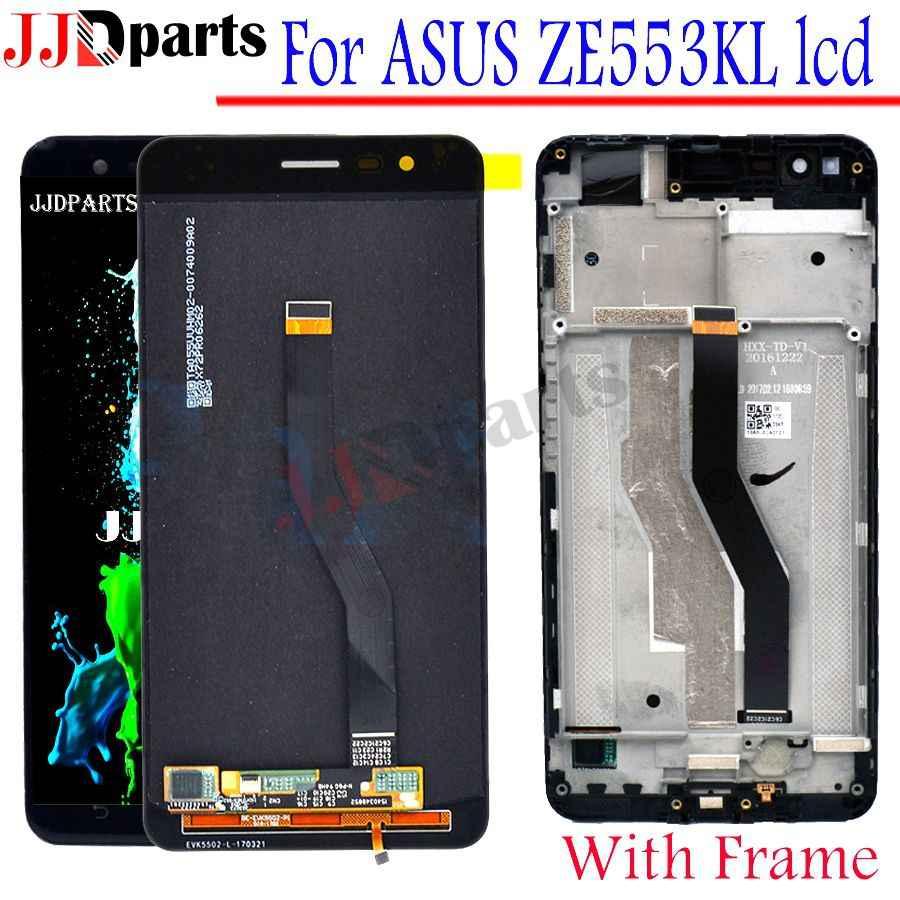 Дисплей для Asus ZenFone 3 Zoom Z01HD ЖК дисплей кодирующий преобразователь сенсорного
