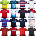 Brand Name:NoEnName_Null 17Colors Rugby Jerseys for adult 2017 men's Shirts top thailand quality Rugby Shirt size:S-3XXL