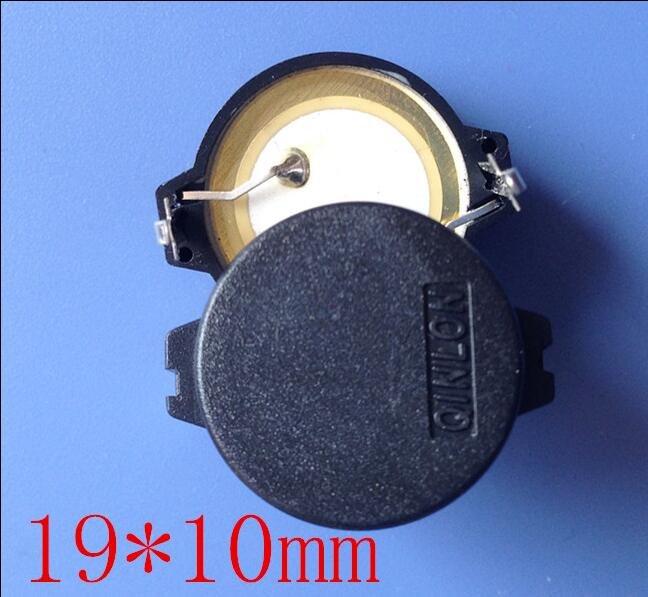 1920B 19*10mm piezoelectric Passive buzzer for washing machine induction cooker