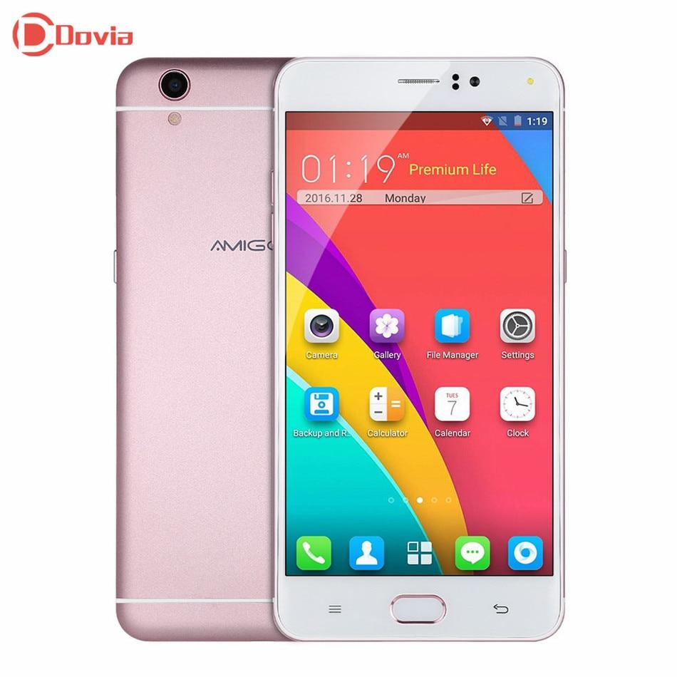 AMIGOO R9 Max Android 5.1 6.0 inch 3G Smartphone MTK6580 Quad Core 1GB RAM 8GB ROM Dual Cameras A-GPS 3600mAh Mobile Phone