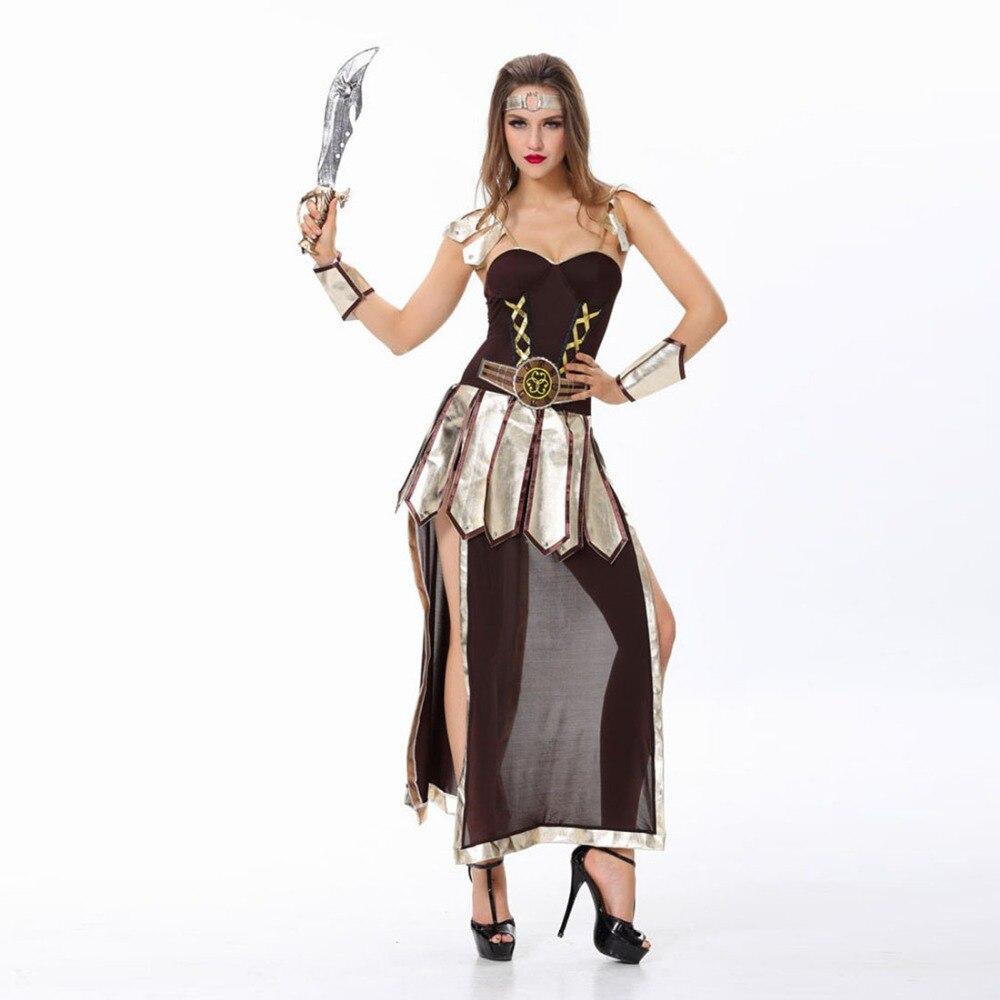 Warrior Women Halloween Costumes