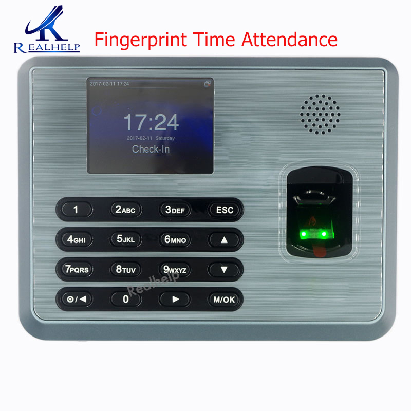ZKTeco TX628 For 3200Users Office TCP/IP Biometric Fingerprint Time Attendance Attendance USBRS232/485 Card Reader Machine