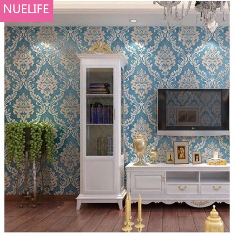 online kaufen großhandel relief tv aus china relief tv großhändler ... - Wohnzimmer Blau Gold