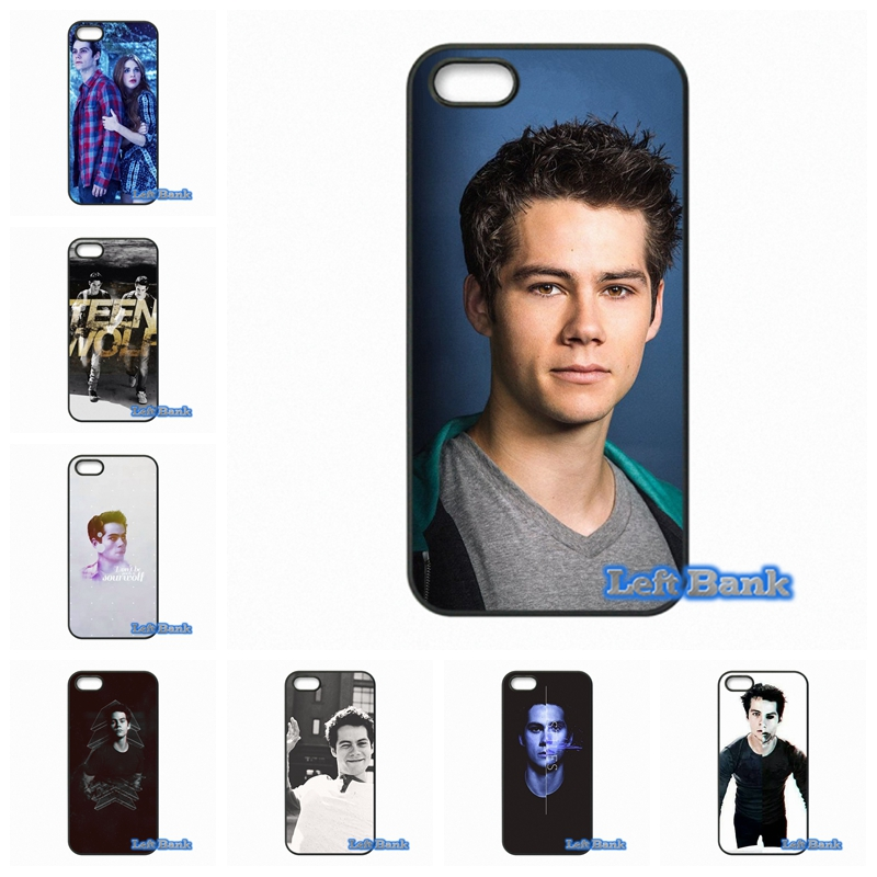 Teen Wolf Phone Cases Cover For Huawei Honor 3C 4C 5C 6 ...