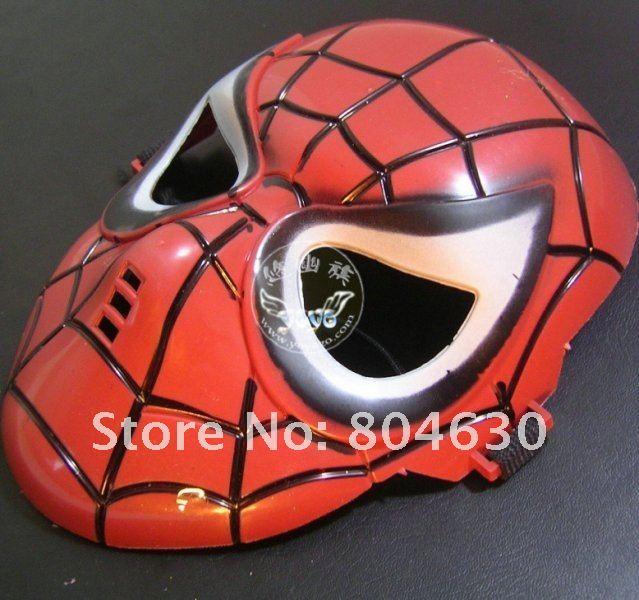 spider man maske kaufen billigspider man maske partien aus. Black Bedroom Furniture Sets. Home Design Ideas