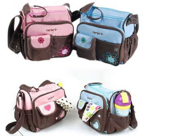 Free Shipping Carter Cute Diaper Bags Mummy Two Colors Bule And Pink In From Mother Kids On Aliexpress Alibaba Group