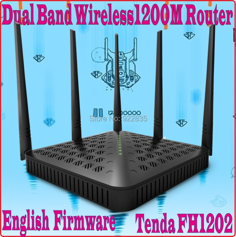 Tenda FH1202 Router Driver for Mac Download